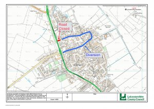 Wide Lane Road Closure - 14th March 2020