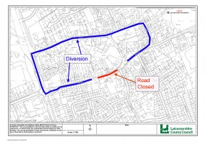 Narrow Lane Road Closure - 21st & 22nd Oct 2020